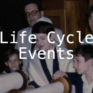 Life Cycle Events